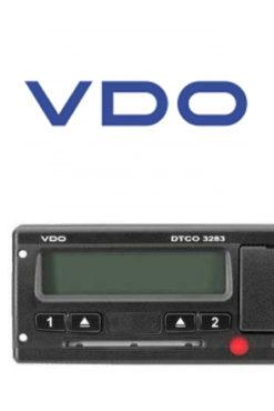 Тахограф 3283 DTCO VDO реклама